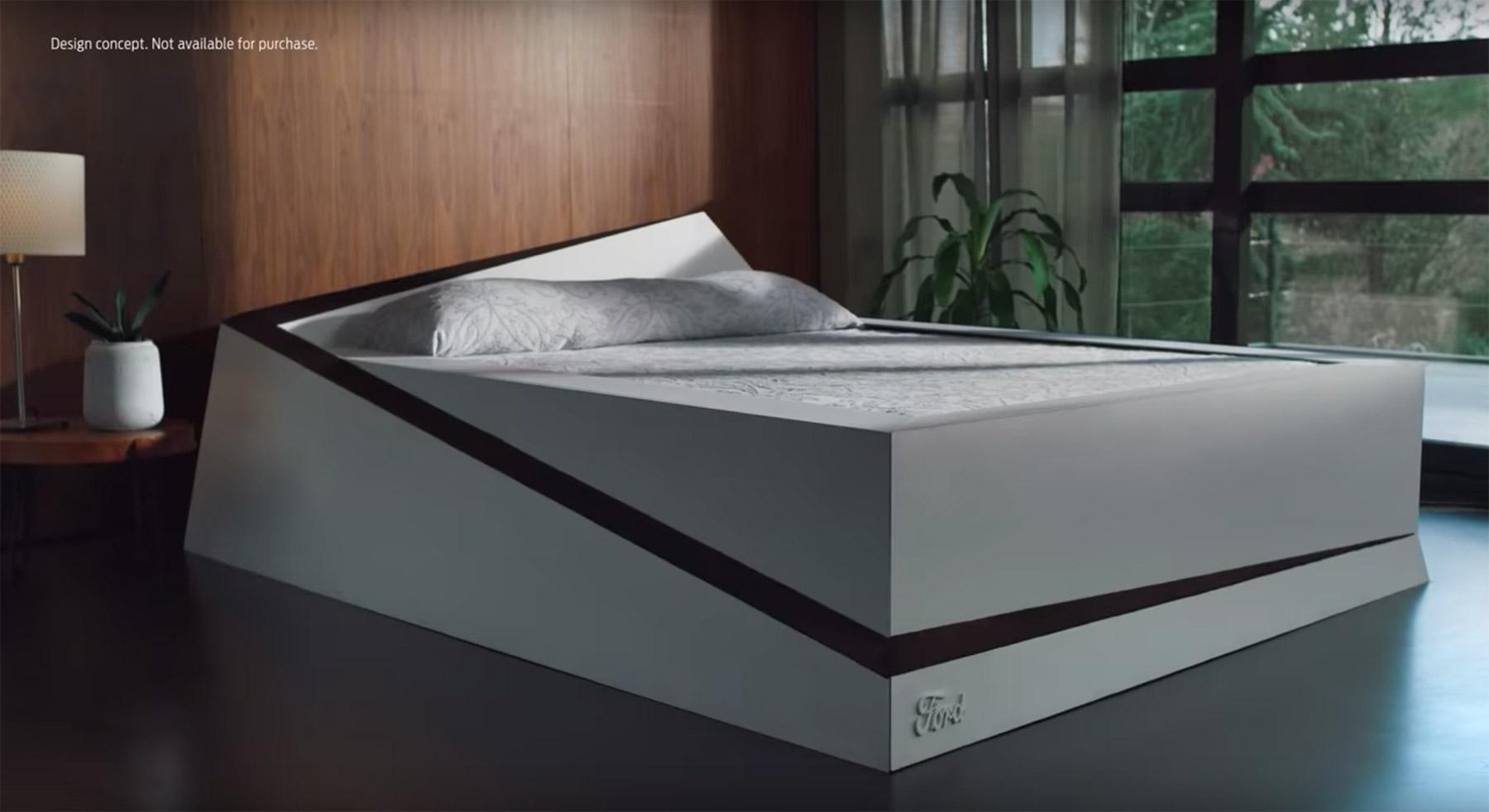 تخت خواب هوشمند فورد