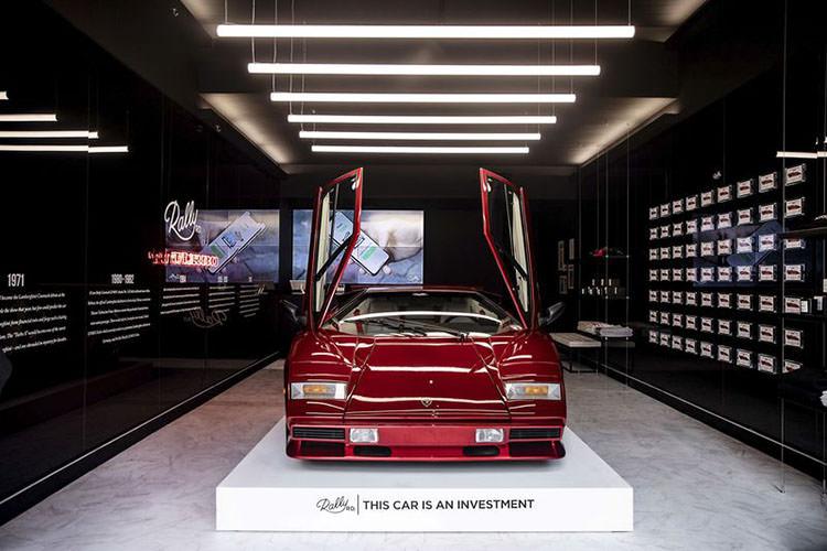 سرمایه گذاری روی خودروهای کلاسیک