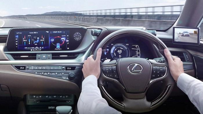 فناوری دوربین جانبی خودرو